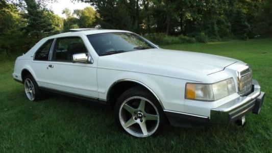 At $4,350, Is This 1988 Lincoln Mark VII A Legendarily Good Deal?