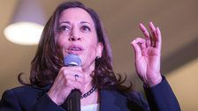 Sen. Kamala Harris Supports Third Gender Option On Federal IDs