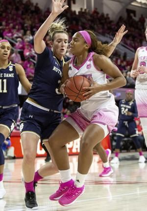Ogunbowale, No. 5 Notre Dame beats No. 9 NC State 95-72