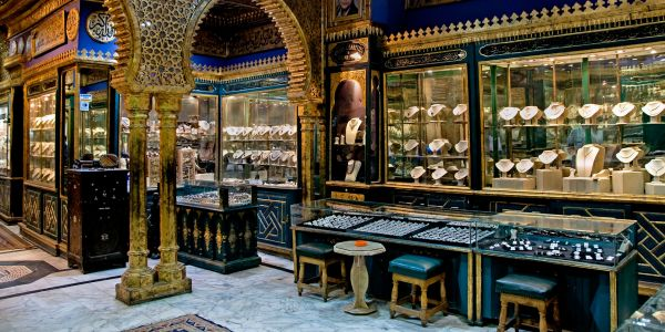 From Gold District Goods to Quirky Courtyard Finds, Shop Like a Local in Cairo