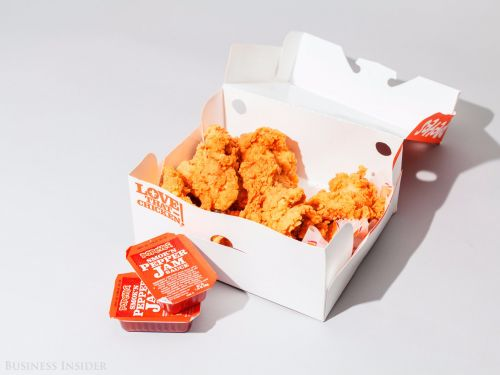 Angry Yelpers are torching a California restaurant for selling Popeyes chicken as its own $13 dish