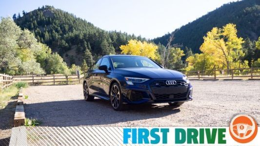 The 2022 Audi A3 And S3 Are A Celebration Of The Endangered Compact Sedan