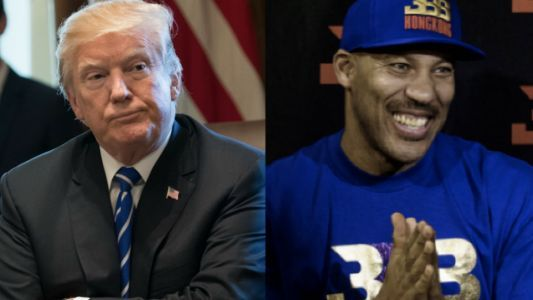 Lavar Ball on Trump: I need proof that he helped my son, before I thank him