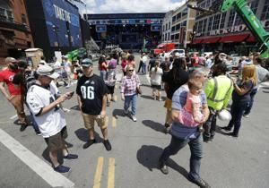 Nashville gets its chance to step up for NFL draft