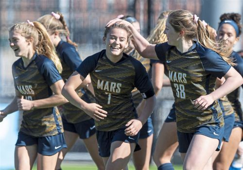 PIAA girls soccer: Mars plows ahead to victory in Class 3A semifinal