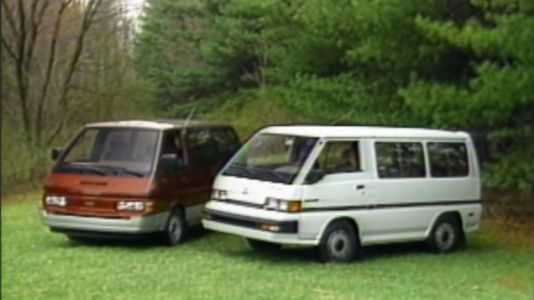 Experience What Van Time Was Like In 1987 With MotorWeek