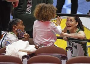 US Olympic team to face WNBA players in Vegas All-Star Game