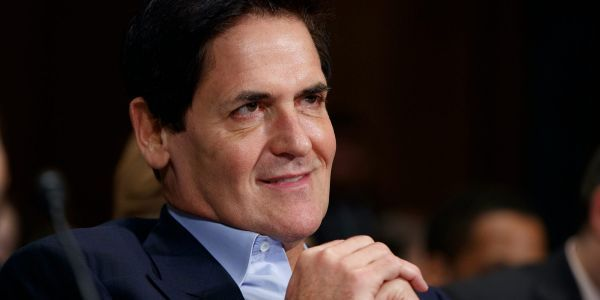 Mark Cuban commissioned a three-way poll last month as he considered running as an independent against Biden and Trump in the 2020 presidential election