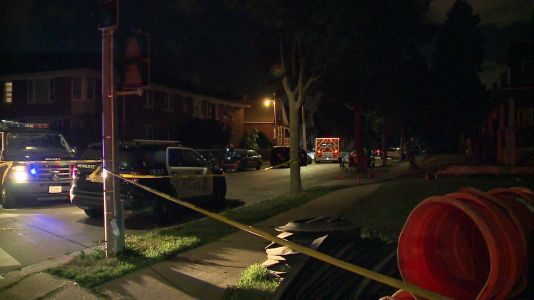 1 hurt in shooting on city's north side
