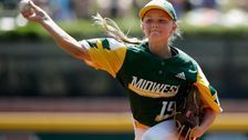 Maddy Freking Becomes 1st Girl To Pitch In Little League World Series Since Mo'ne Davis