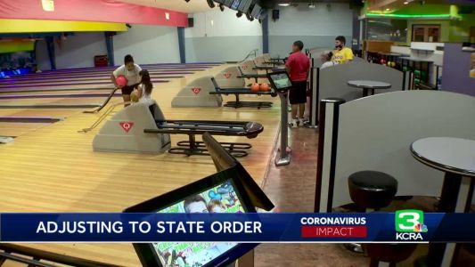Yolo County cracks down on indoor activities - despite no state order to do so
