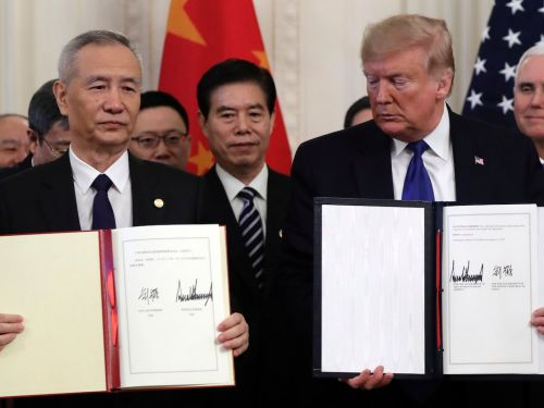 Trump's trade deal with China looks designed to implode