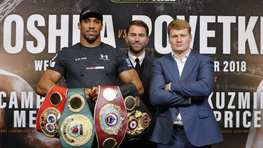 Joshua vs. Povetkin: Odds, expert pick and how to bet on the fight