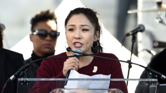 Constance Wu Calls Out The Fetishization Of Asians At Women's March