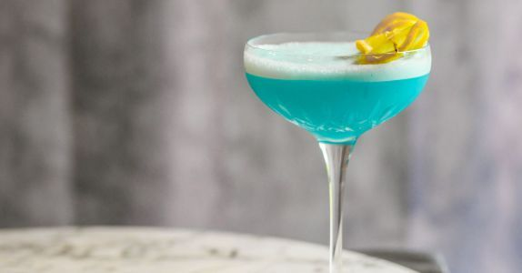 The Blue Lagoon Recipe