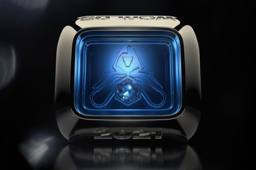 Take an Official Look at Mercedes-Benz's 'League of Legends' 2021 World Championship Rings