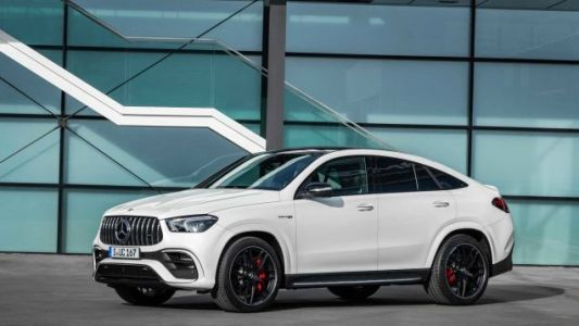 The 603-HP 2021 Mercedes-AMG GLE 63 S Coupe Makes Fast Look Bloated