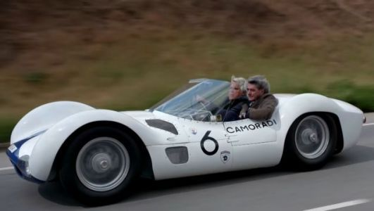 The Maserati Birdcage Was A 250 HP Featherweight Champion