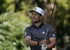 Schauffele making a name for himself with his golf