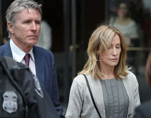 Felicity Huffman to become first parent sentenced for college admissions scandal