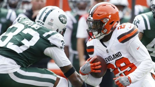 Jets vs. Browns: Score, live updates from Thursday night game