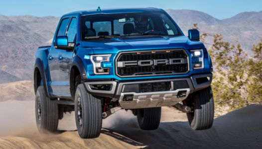 Here's Why The 2019 Ford Raptor's New 'Live Valve' Shocks Sound So Interesting