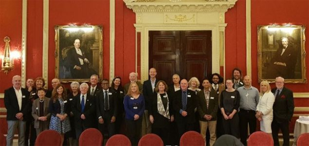Another Successful UK Chapter Meeting at the Royal Automobile Club in London