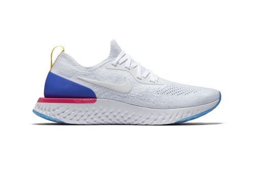 Nike Officially Unveils Epic React Flyknit