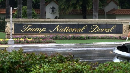 One in custody after reports of shots fired at Trump golf course