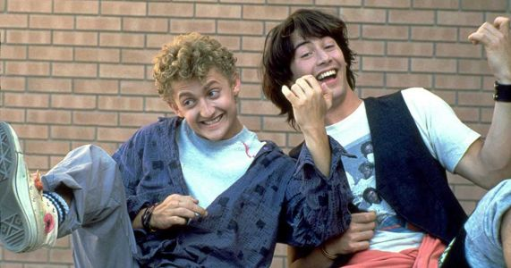 'Bill & Ted 3: Face the Music' is happening and has a release date