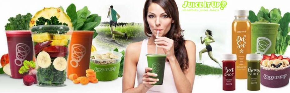 Juice It Up! Ranked Third Smoothie/Juice Franchise by Entrepreneur Magazine