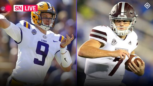 LSU vs. Mississippi State: Scores, updates, highlights from battle at Death Valley