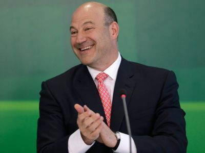 REPORT: Trump is considering Goldman Sachs president Gary Cohn to be his budget chief