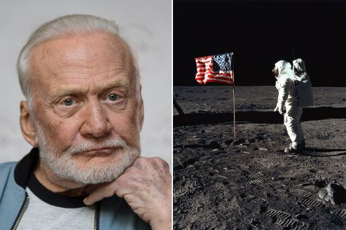 Buzz Aldrin slams 'First Man' for not showing US flag during moon landing