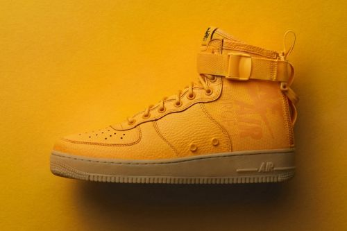 Odell Beckham Jr. Debuts His NYC Taxi-Inspired Nike SF-AF1 Mid