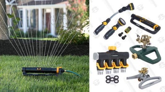 Amazon's Gold Box Is Overflowing with Lawn Care Deals