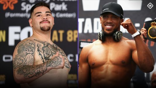 Anthony Joshua vs. Andy Ruiz Jr.: How to watch the fight on DAZN-supported devices
