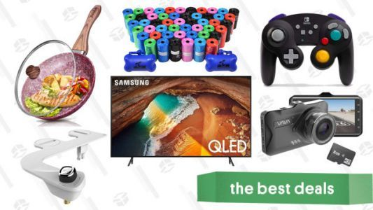 Monday's Best Deals: Samsung 75
