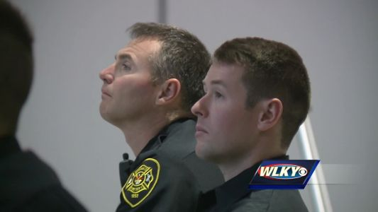 Louisville firefighters train to handle autistic victims