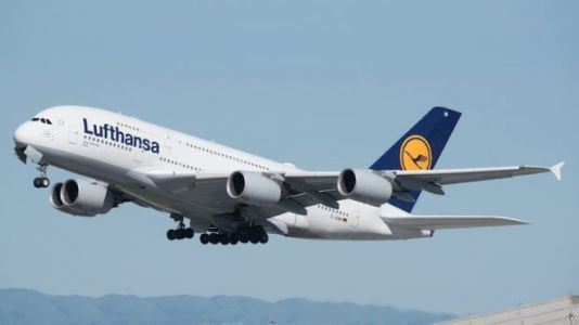 Lufthansa Airlines introduces mandatory mask and nose protection from June 8