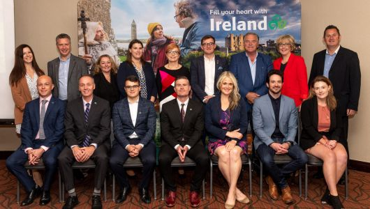 Tourism Ireland leads sales blitz to Canada