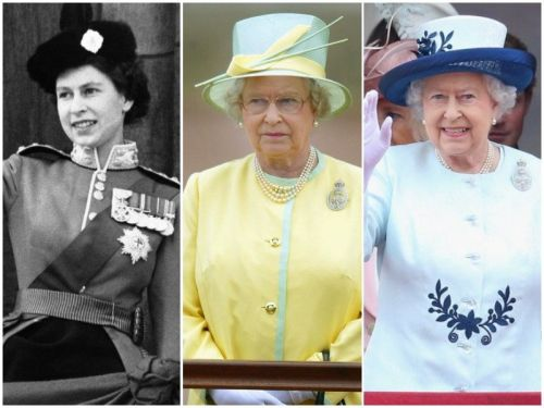 What Queen Elizabeth has worn on every single birthday during her reign
