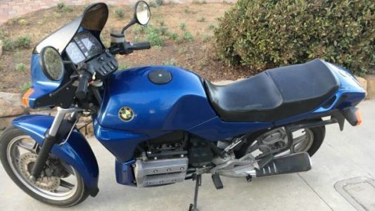 At $2,900, Could This 1986 BMW K 75 Be A Real Special K?