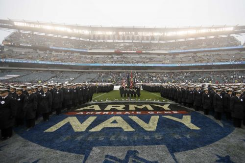 Army-Navy game honoring the three sailors who died in the Pensacola shooting