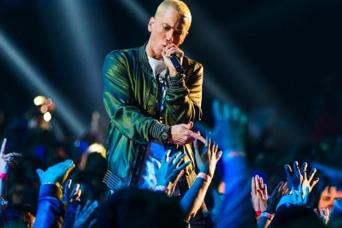 Eminem's 'Music To Be Murdered By - Side B ' Projected to Debut at No. 3