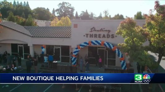 How this first-of-its-kind Rocklin boutique works to help families in need