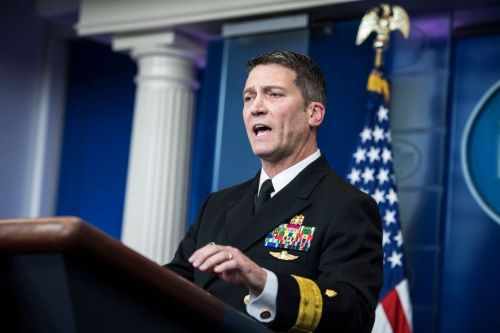 VA secretary nominee Ronny Jackson withdraws, citing distraction over 'false allegations'