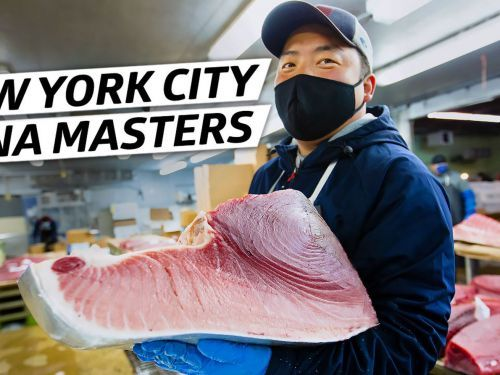 How Yama Seafood Became the Top Tuna Supplier to NYC's Michelin-Starred Restaurants