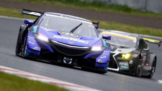 Honda Moves NSX Engine To The Front In 'Hold My Beer' Moment For SUPER GT