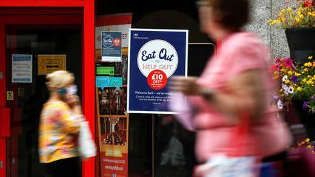 UK's 'Eat Out To Help Out' scheme sparked spike in Covid-19 cases, study finds